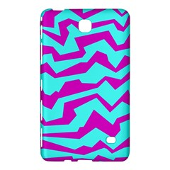 Polynoise Shock New Wave Samsung Galaxy Tab 4 (7 ) Hardshell Case