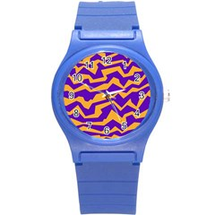 Polynoise Pumpkin Round Plastic Sport Watch (s)