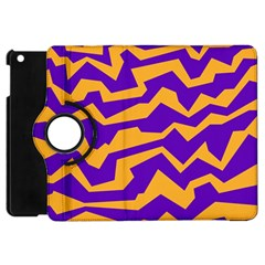 Polynoise Pumpkin Apple Ipad Mini Flip 360 Case