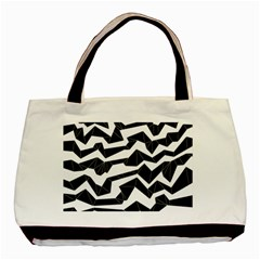 Polynoise Origami Basic Tote Bag