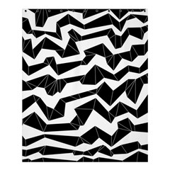 Polynoise Origami Shower Curtain 60  X 72  (medium)