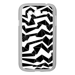 Polynoise Origami Samsung Galaxy Grand Duos I9082 Case (white)