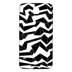 Polynoise Origami Samsung Galaxy S5 Back Case (white)