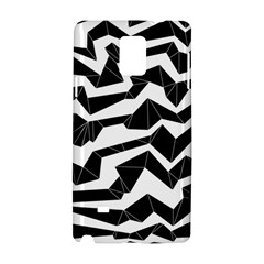 Polynoise Origami Samsung Galaxy Note 4 Hardshell Case