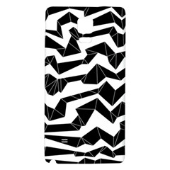 Polynoise Origami Galaxy Note 4 Back Case