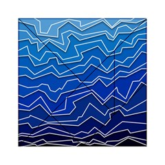 Polynoise Deep Layer Acrylic Tangram Puzzle (6  X 6 )