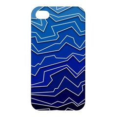 Polynoise Deep Layer Apple Iphone 4/4s Premium Hardshell Case