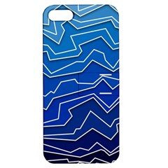 Polynoise Deep Layer Apple Iphone 5 Hardshell Case With Stand
