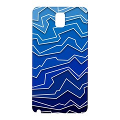 Polynoise Deep Layer Samsung Galaxy Note 3 N9005 Hardshell Back Case