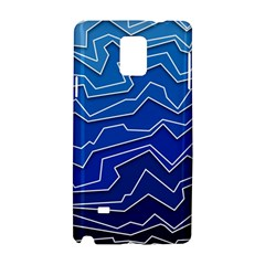 Polynoise Deep Layer Samsung Galaxy Note 4 Hardshell Case