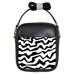 Polynoise Bw Girls Sling Bags