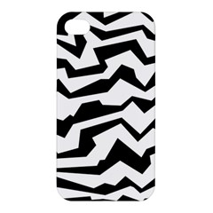 Polynoise Bw Apple Iphone 4/4s Hardshell Case