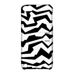 Polynoise Bw Apple Ipod Touch 5 Hardshell Case With Stand