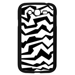 Polynoise Bw Samsung Galaxy Grand Duos I9082 Case (black)