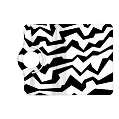 Polynoise Bw Kindle Fire Hd (2013) Flip 360 Case
