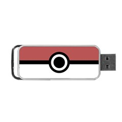 Monters Hunter Portable Usb Flash (two Sides)