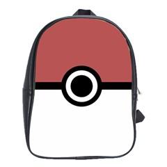Monters Hunter School Bag (xl)