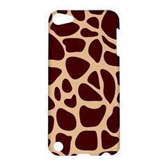 Animal Print Girraf Patterns Apple Ipod Touch 5 Hardshell Case