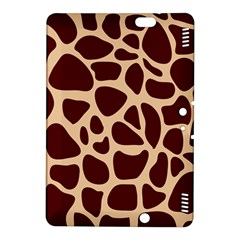 Animal Print Girraf Patterns Kindle Fire Hdx 8 9  Hardshell Case