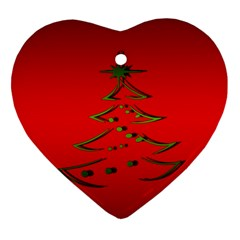 Christmas Ornament (heart)