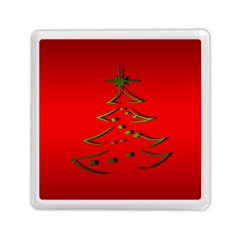 Christmas Memory Card Reader (square)