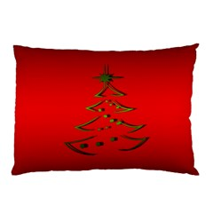 Christmas Pillow Case (two Sides)