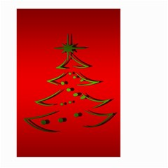 Christmas Large Garden Flag (two Sides)