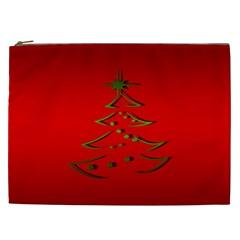 Christmas Cosmetic Bag (xxl)