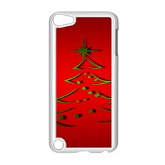 Christmas Apple Ipod Touch 5 Case (white)