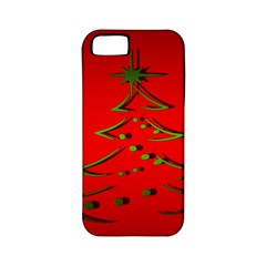 Christmas Apple Iphone 5 Classic Hardshell Case (pc+silicone)