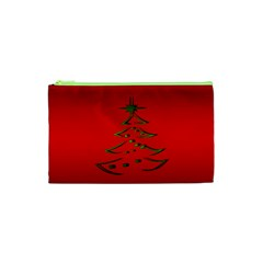 Christmas Cosmetic Bag (xs)