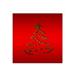 Christmas Satin Bandana Scarf