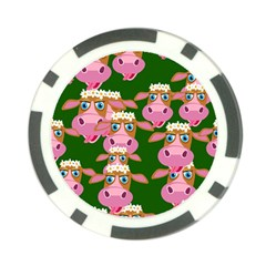 Seamless Tile Repeat Pattern Poker Chip Card Guard
