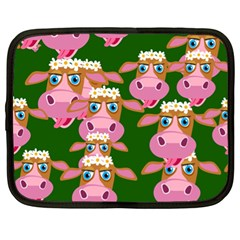 Seamless Tile Repeat Pattern Netbook Case (xl)