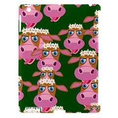 Seamless Tile Repeat Pattern Apple Ipad 3/4 Hardshell Case (compatible With Smart Cover)