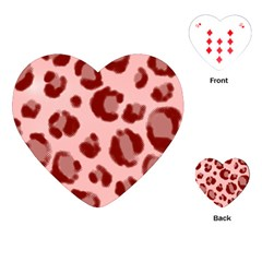 Seamless Tile Background Abstract Playing Cards (heart)