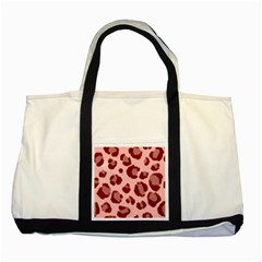 Seamless Tile Background Abstract Two Tone Tote Bag