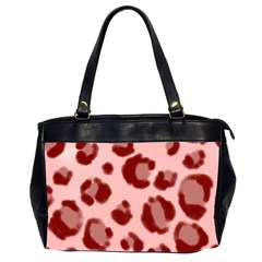 Seamless Tile Background Abstract Office Handbags (2 Sides)