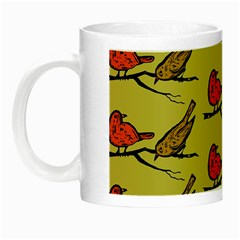 Animal Nature Wild Wildlife Night Luminous Mugs