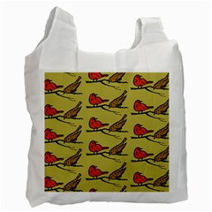 Animal Nature Wild Wildlife Recycle Bag (two Side)