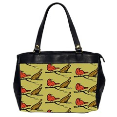 Animal Nature Wild Wildlife Office Handbags (2 Sides)