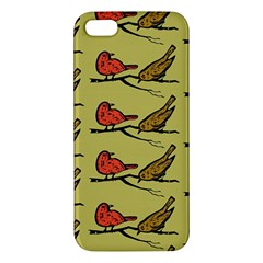 Animal Nature Wild Wildlife Iphone 5s/ Se Premium Hardshell Case