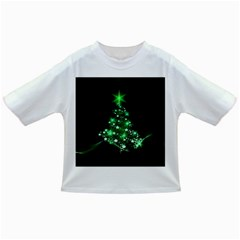 Christmas Tree Background Infant/toddler T Shirts