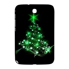 Christmas Tree Background Samsung Galaxy Note 8 0 N5100 Hardshell Case