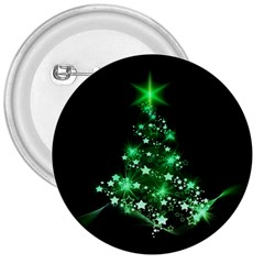 Christmas Tree Background 3  Buttons