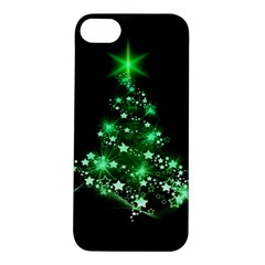 Christmas Tree Background Apple Iphone 5s/ Se Hardshell Case