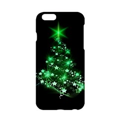 Christmas Tree Background Apple Iphone 6/6s Hardshell Case