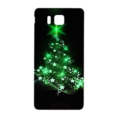 Christmas Tree Background Samsung Galaxy Alpha Hardshell Back Case
