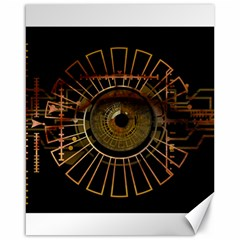 Eye Technology Canvas 16  X 20