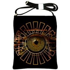 Eye Technology Shoulder Sling Bags